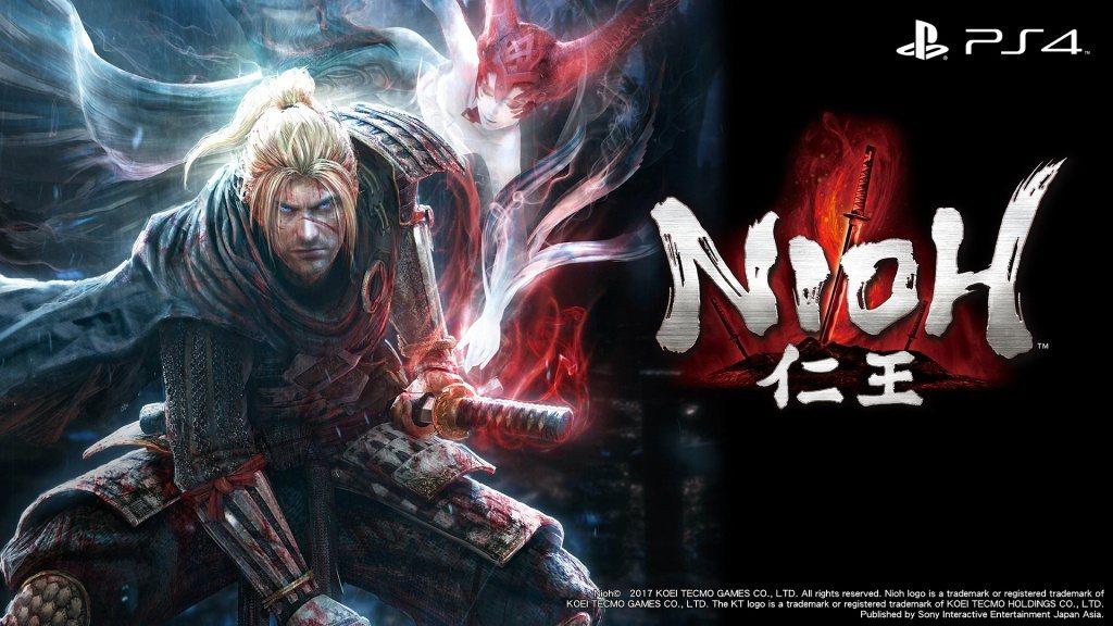 PS4獨占大作《仁王》。圖/台灣索尼互動娛樂提供