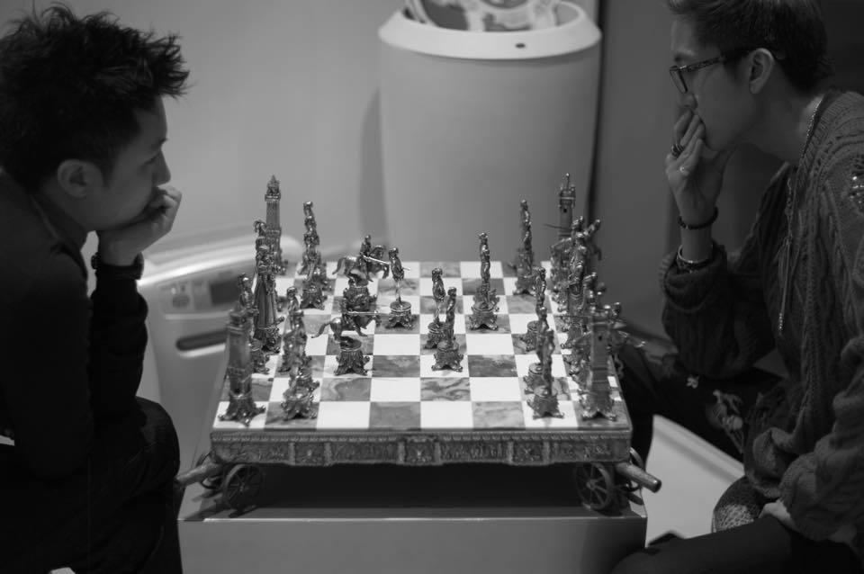 鍾培生從小就對各種類型的遊戲展現出濃烈的興趣與天份。