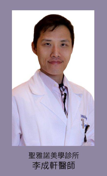 圖/李成軒醫師 提供