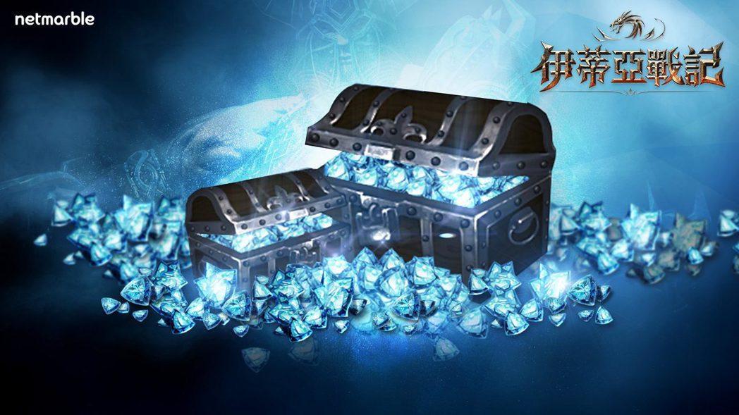參加封測,遊戲正式上市後可獲得100藍寶石