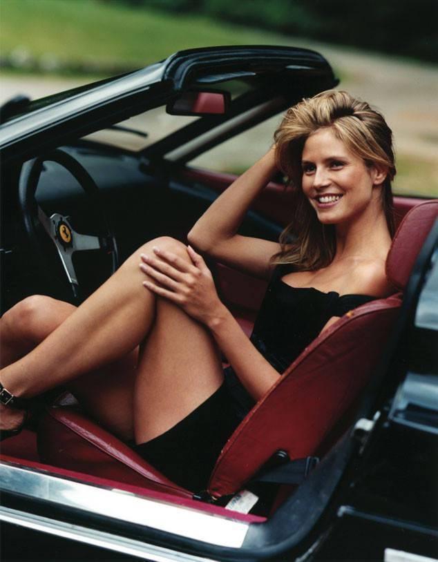 超模Heidi Klum也曾是A&F的廣告模特兒之一。圖/摘自eonline.c...