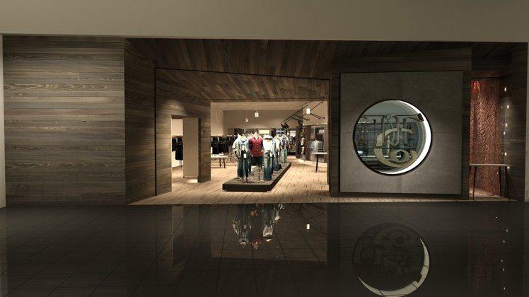 不再像夜店一樣,新的Abercrombie & Fitch(A&F)概念店將以明...