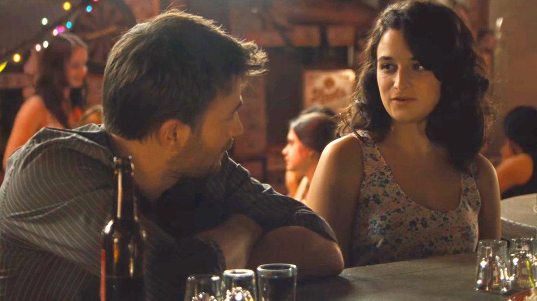 克里斯伊凡與珍妮史雷特在「天才的禮物」有對手戲。圖/摘自eonline