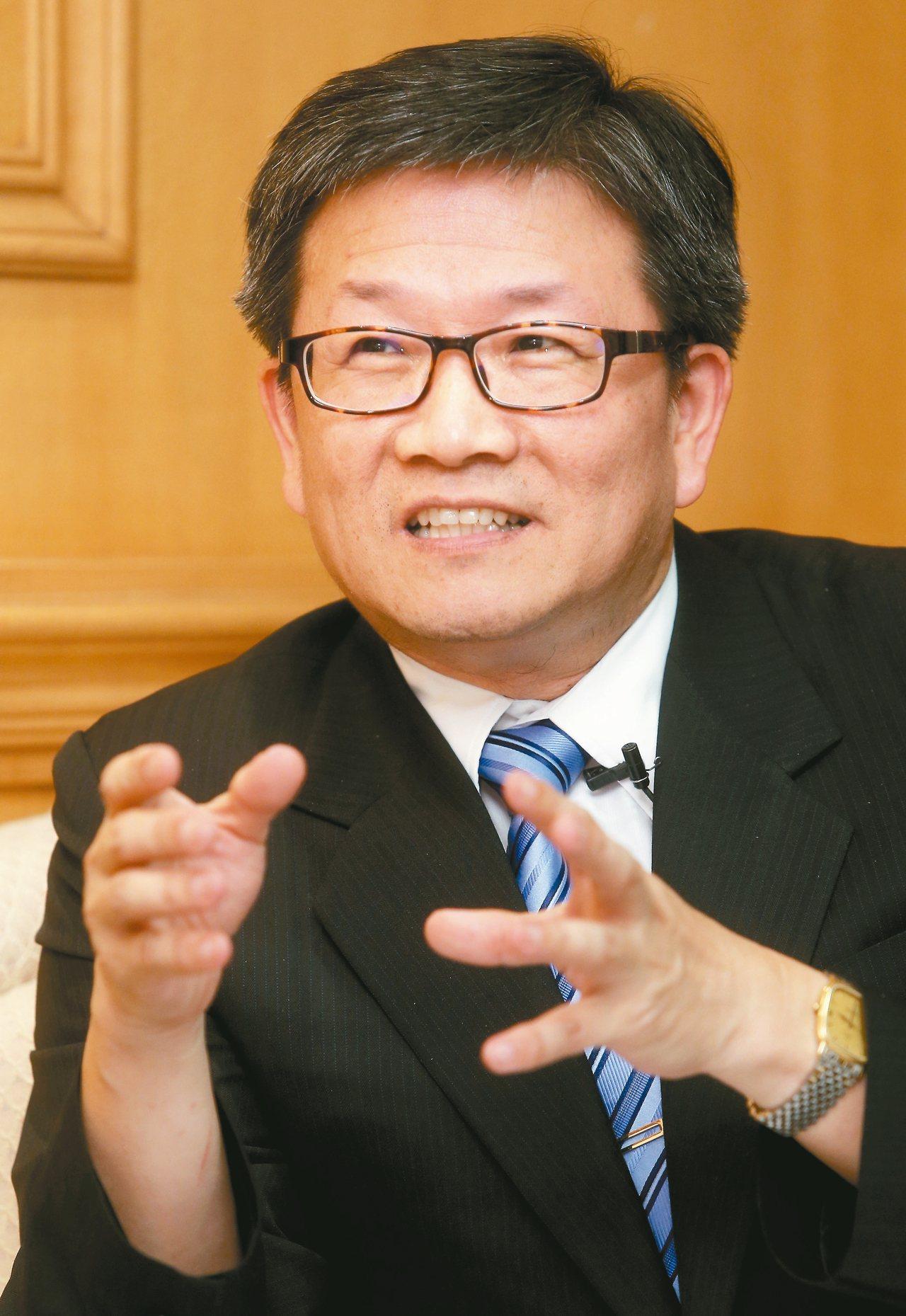華南金控暨銀行董事長 吳當傑