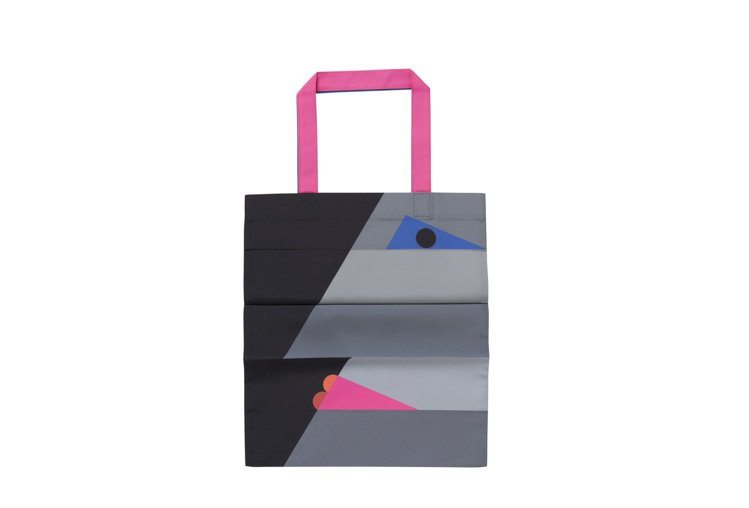 當代顏繪3提包,售價5,800元。圖/ISSEY MIYAKE提供