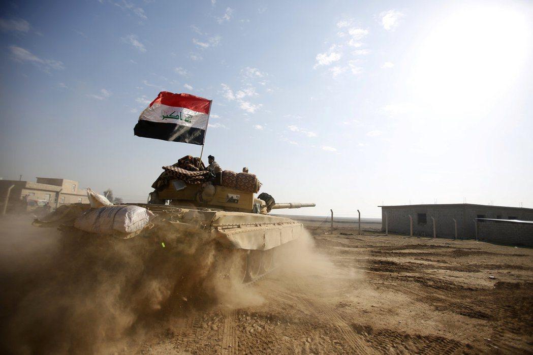摩蘇爾之役:伊拉克聯軍與ISIS的決戰,在去年11月4日正式殺入摩蘇爾市區。...