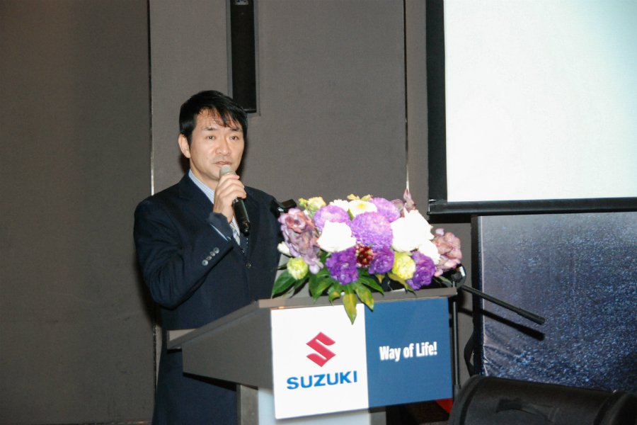 Taiwan Suzuki 金鈴汽車今(10)日舉行媒體春酒,並公佈 2017 ...