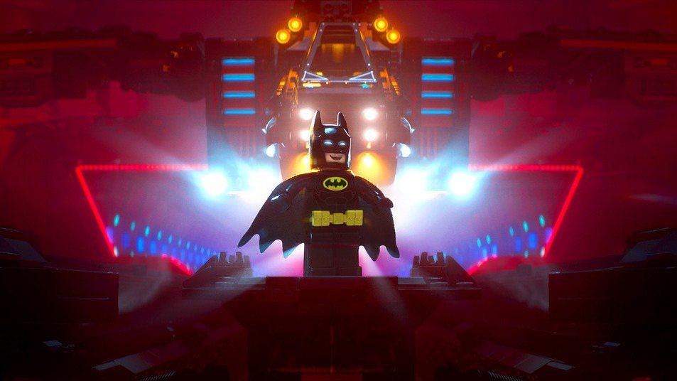 「樂高蝙蝠俠電影」將帶給你從未看過的蝙蝠俠。圖/華納兄弟提供