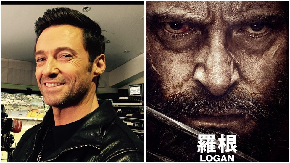 休傑克曼飾演「金鋼狼」的最後一部作品「羅根」將於2月28日上映。圖/取自於臉書