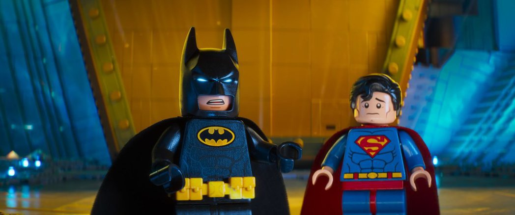 「樂高蝙蝠俠電影」可望奪下北美周末票房冠軍。圖/摘自imdb