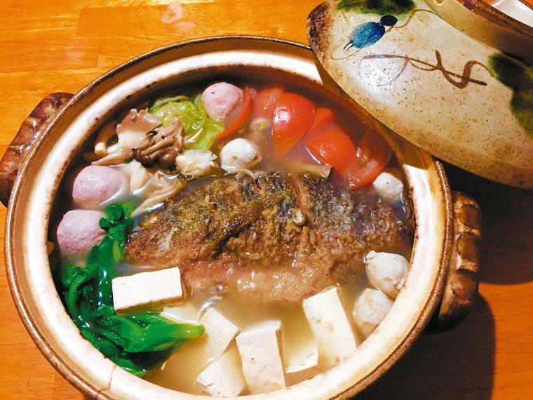 砂鍋魚 圖/邵冰如