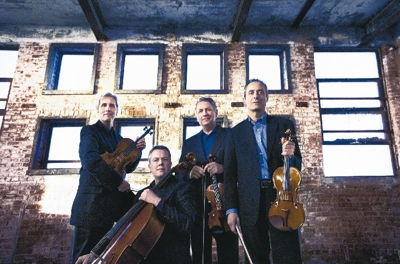 艾默森弦樂四重奏(Emerson String Quartet)