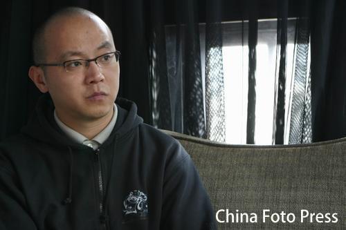 中國大陸黑豹樂隊前主唱、大陸流行樂天后王菲的前夫竇唯。圖/擷取自新浪網