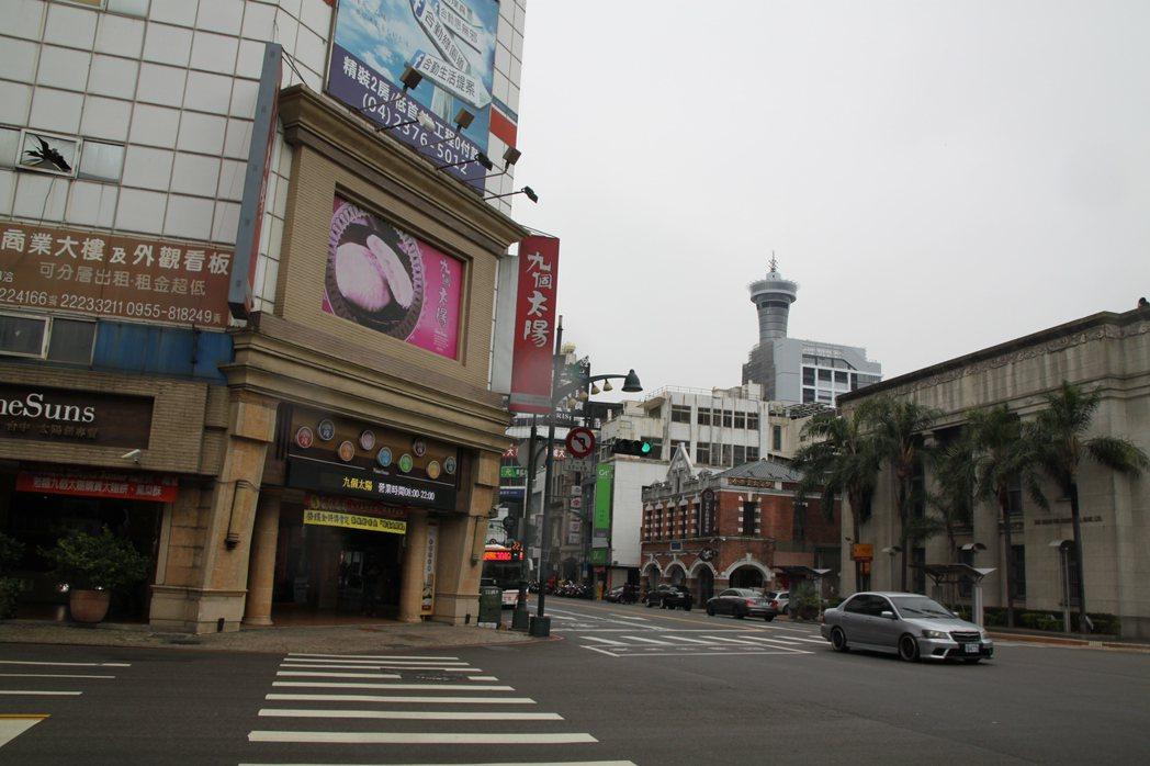 台中市舊市區雖有商機,但想介入投資,得有5年以上打算。記者黃寅/攝影