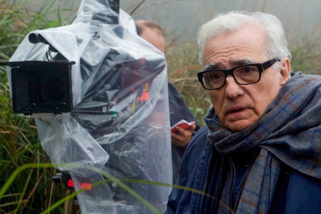 馬丁史柯西斯在台灣拍攝「沈默」時,坦言愛上台灣風景,並對花蓮石門洞最為難忘。圖/...