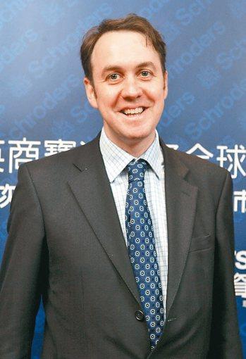 施羅德投資首席經濟學家魏凱斯(Keith Wade)