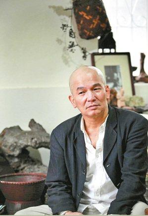 楊澤。 圖╱陳建仲攝影,楊澤提供