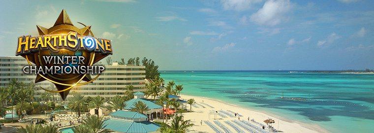 各賽區季後賽四強將前往巴哈馬群島爭奪冬季季冠軍。 圖/爐石戰記官網