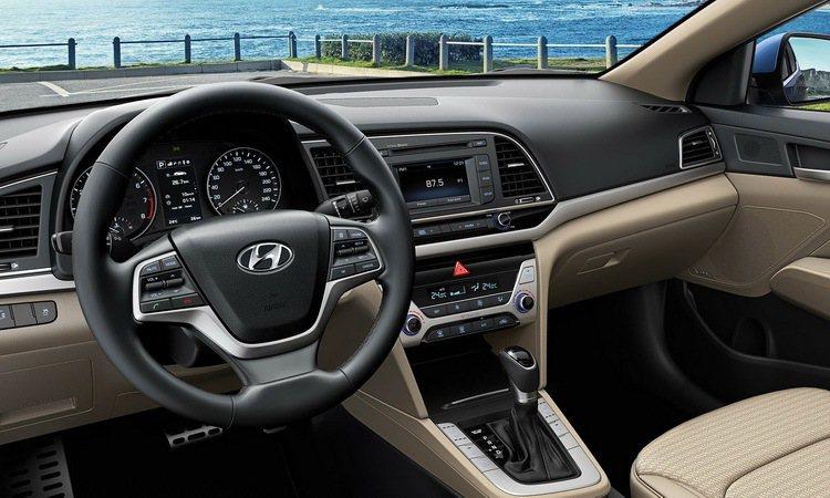 SUPER ELANTRA駕駛艙。 (台灣上市實車樣式未定,圖僅供參考)。圖/摘自Hyundai全球官網