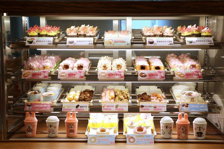 Mister Donut新推出Donut Pop小球系列,單顆售價15元,S杯6...