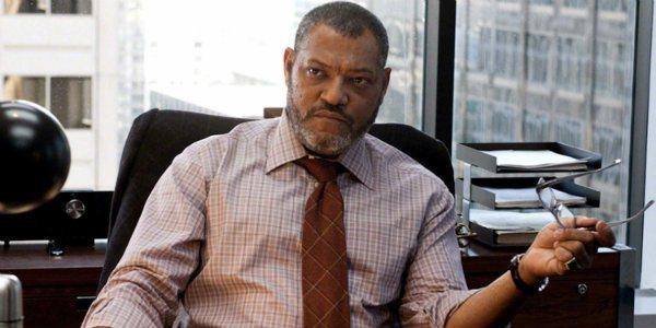 勞倫斯費許朋將不會在「正義聯盟」電影登場。圖/華納兄弟影業提供
