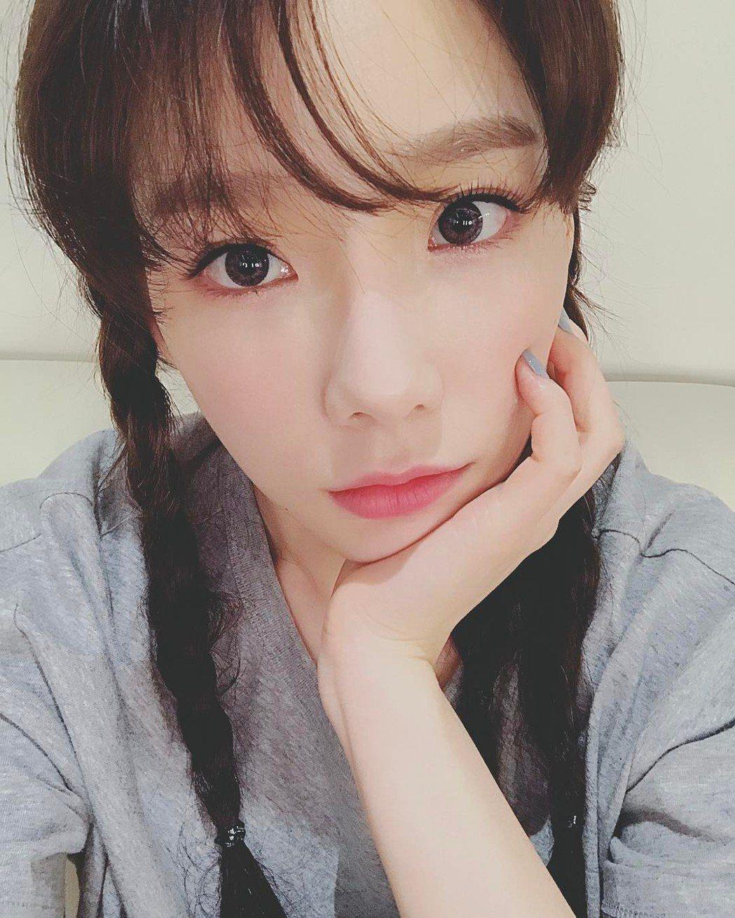 圖/擷自太妍IG