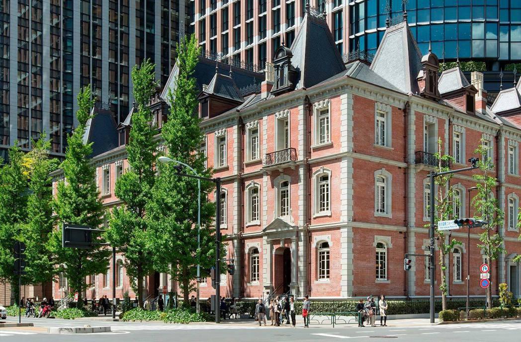 圖為三菱一號館美術館。 圖/取自三菱美術館