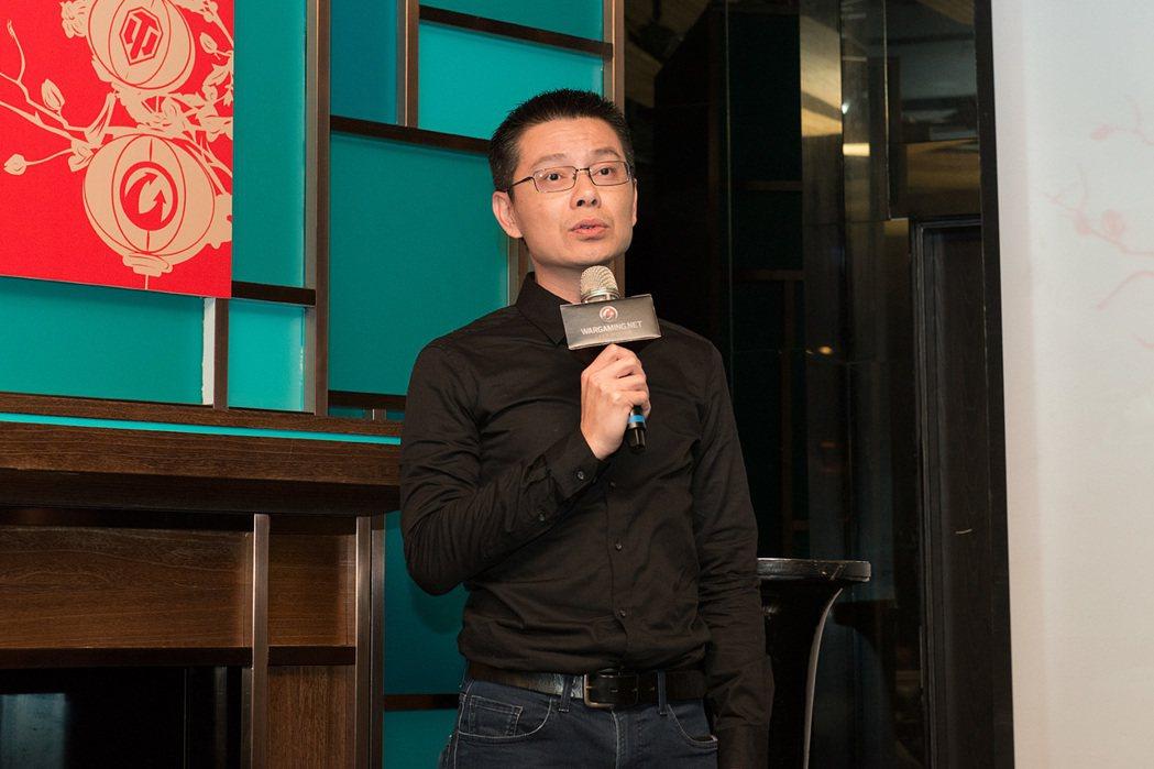 戰遊網台灣分公司負責人:陳人豪Mulder。