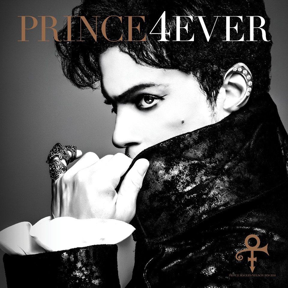 王子作品,重回音樂串流平台。圖/華納提供