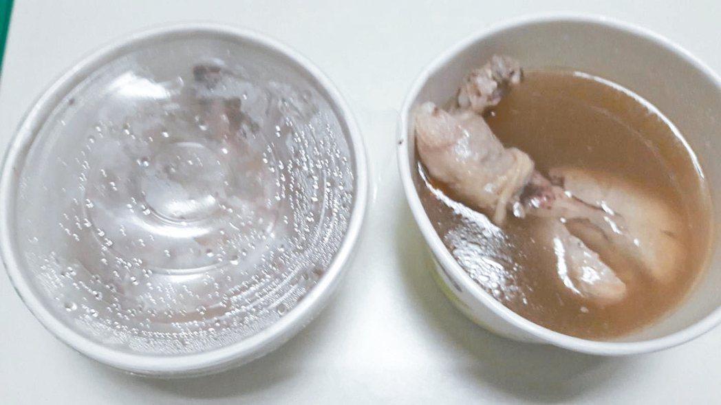 阿水嬸有時整鍋雞湯、米糕、麻油腰子湯、燉豬腳帶到診間。她說,希望把醫師餵得像豬一...