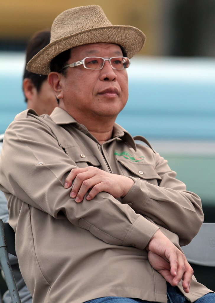 政論節目主持人汪笨湖今天上午9時30分過世,享壽65歲。 聯合報系資料照