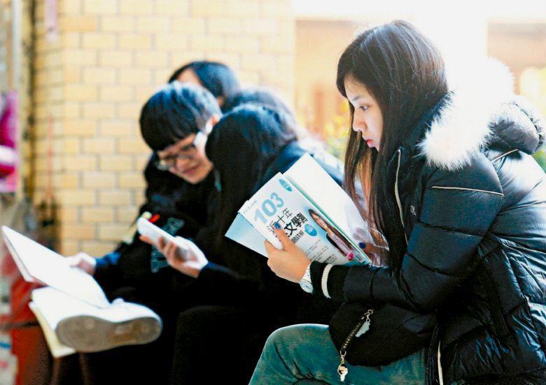 國文大考寫作爭議或許正彰顯了,我們應該開始正面思考我國語言中的外來語詞彙。 圖/...