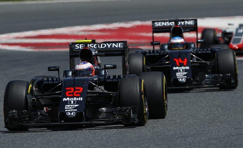 F1官方提供