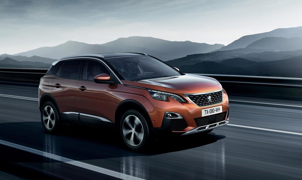 Peugeot全新大改款3008休旅將於第三季引進台灣。 圖/Peugeot提供