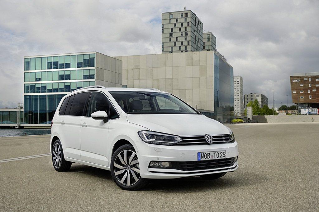 Volkswagen Touran榮膺權威市調機構IHS Automotive評核為歐洲年度MPV車款之銷售冠軍。 圖/台灣福斯提供