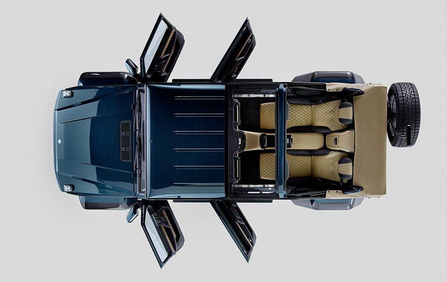 Mercedes-Maybach提供