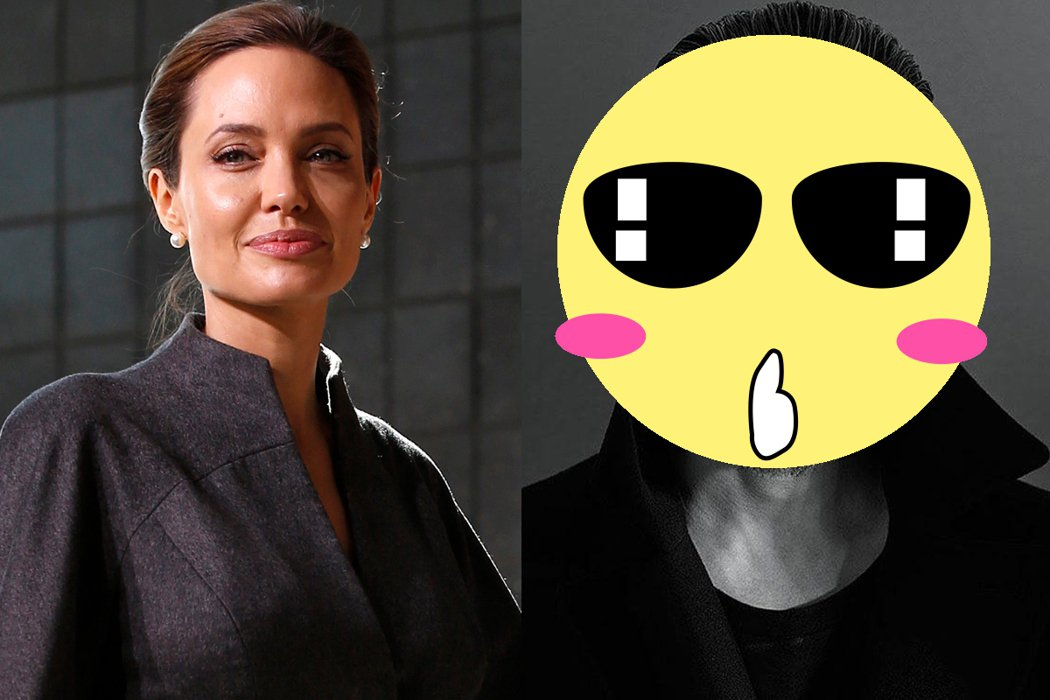 安琪莉娜裘莉(左)的導演功力受到青睞。圖/路透資料照片、臉書
