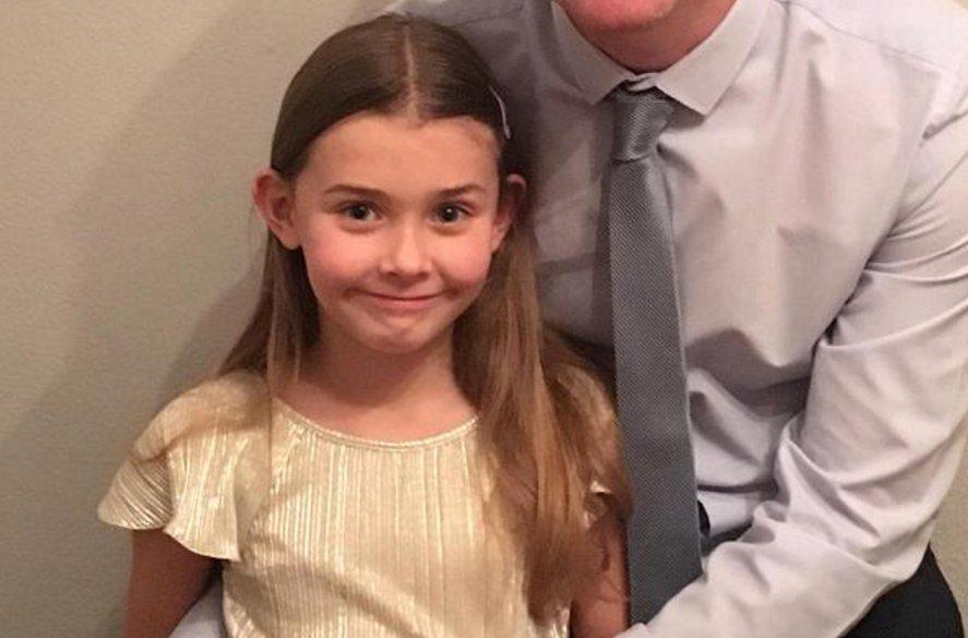 英國7歲女童布里奇沃特寄信給「Google老闆」。 圖擷自cnbc官網