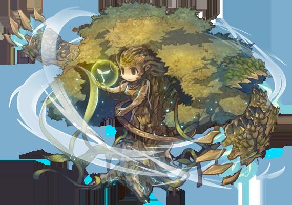 「帕修斯」守護者—樹之母•芙蕾茲提安