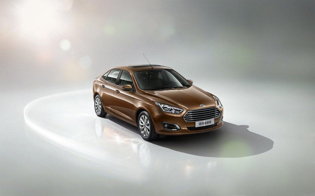 Ford Escort將導入國產化,預計於今年下半年上市。 圖/長安福特提供
