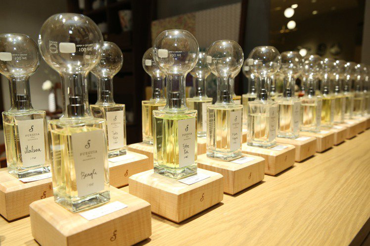 ART HAUS Perfumery Chamber香氛密室。圖/記者陳瑞源攝影