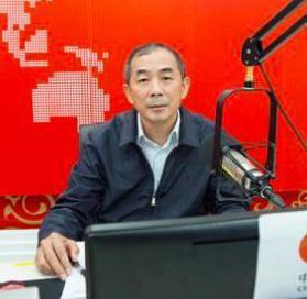 中共國防科工局副局長王毅韌。(央廣網)