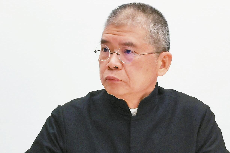 中光電董事長張威儀 記者李珣瑛攝影/聯合報系資料照