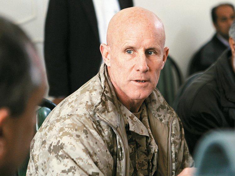 海軍退役將領哈沃德 美聯社