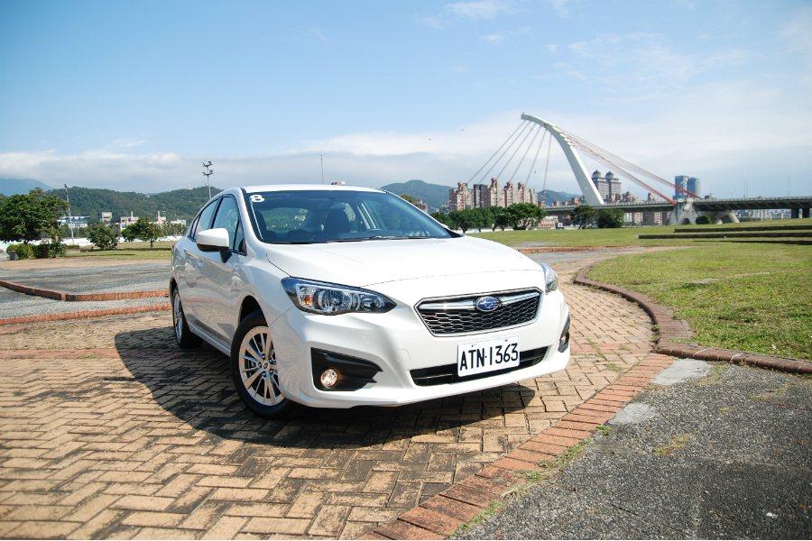 Subaru 台灣意美汽車繼二月發表 Impreza Sedan/Hatchba...
