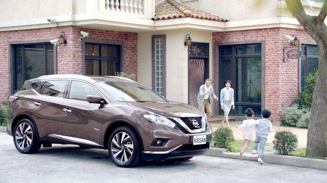 「優しいNISSAN」陪伴車主經歷每個人生的重要時刻,更是許多家庭世代不變的選擇...