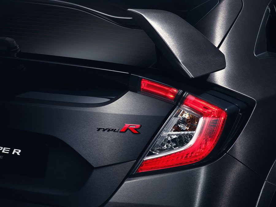 Civic Type R概念車 Honda提供