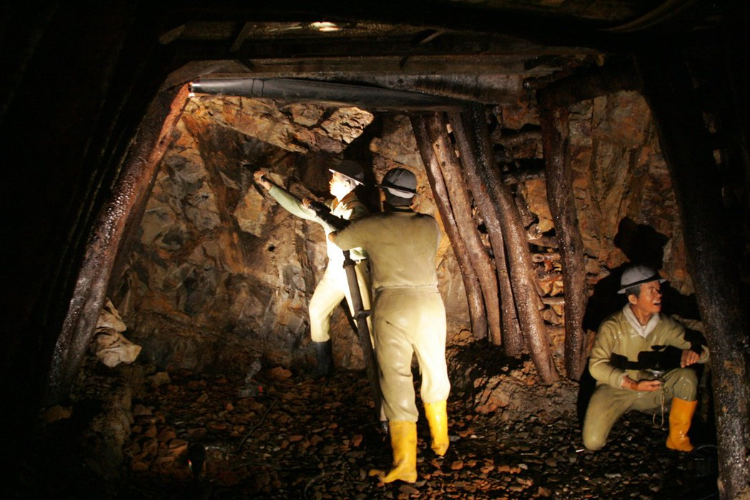 黃金博物館參觀金礦坑道免排隊 刷悠遊卡就能進02-17 16:39204