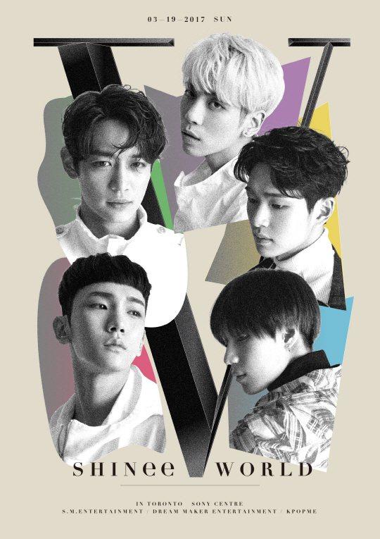 男團SHINee將於3月展開首次北美巡迴演唱會。 圖/擷自sedaily