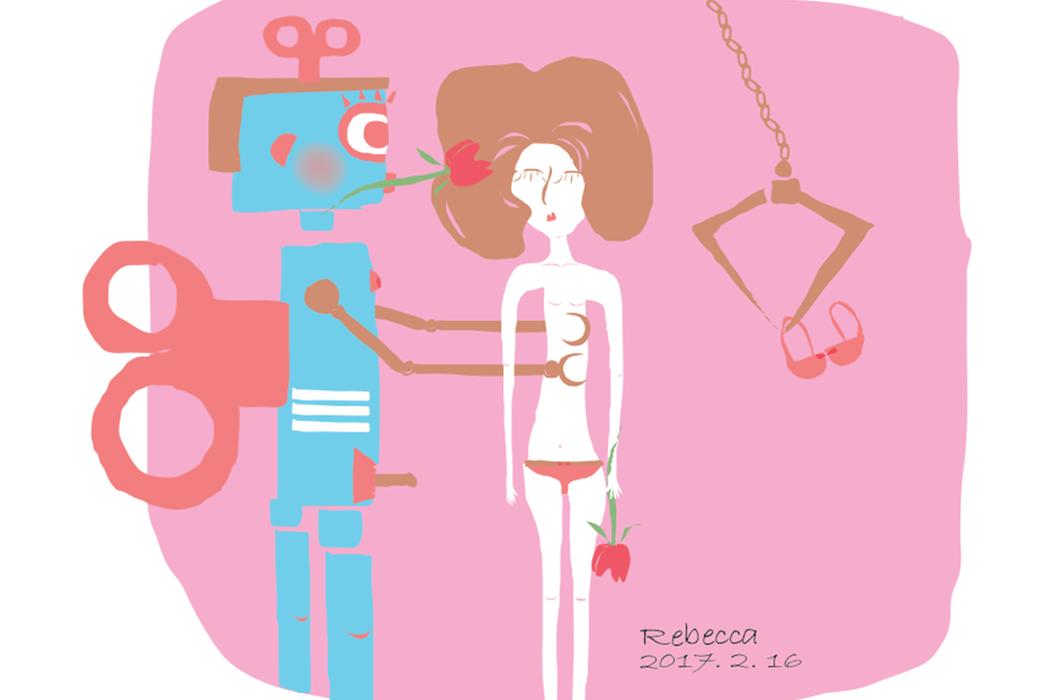 和機器人做愛和結婚,將不只存在於科幻小說,專家說,第一批以金屬、橡膠、塑料製成的...